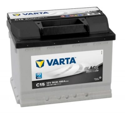 Varta Black Dynamic C15 12 V / 56Ah L